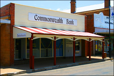 gulgong - commonwealth bank