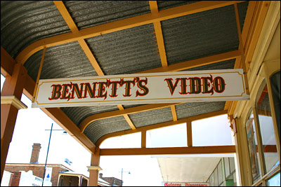 gulgong - bennett's video