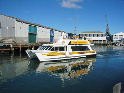the dominion post ferry
