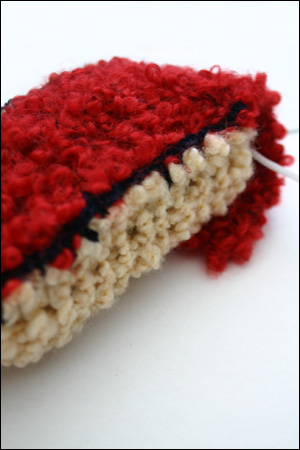 iPod in knit