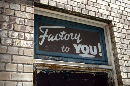 Factory to YOU!