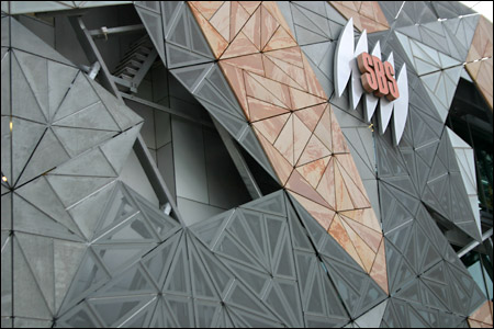 sbs at federation square